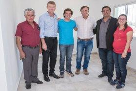 Docentes técnicos de Aranguren contarán con su vivienda propia