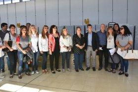 El gobierno entregó mobiliario escolar a 63 escuelas rurales del departamento Paraná