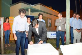 Docentes técnicos de Seguí cuentan con su casa propia