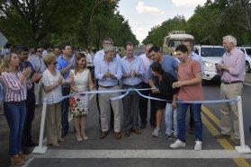 Bordet y Frigerio inauguraron obras en Concordia y Gualeguay