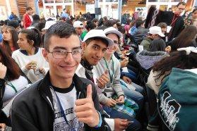 Estudiantes de la provincia participaron de un encuentro mundial de escuelas ORT y Schoolas
