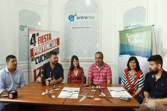 Se presentó la 4° Fiesta Provincial del Cuchillero de Federal