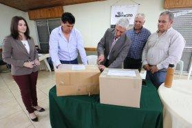 Se licitó la obra de la Planta Compacta Potabilizadora de Agua para la localidad de Villa Paranacito