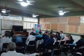 Estudiantes y docentes participaron de la instancia provincial de las olimpiadas de filosofía