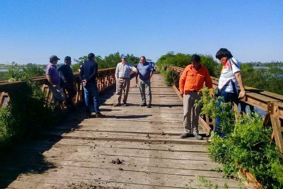 Restringen el paso hasta seis toneladas en los puentes de Don Cristóbal en Nogoyá