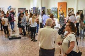 Se conocieron los premios del LV Salón Anual de Artistas Plásticos de Entre Ríos