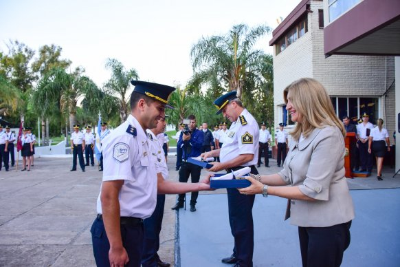 Culminó el ciclo lectivo 2018 en las Escuelas de Policía de la provincia
