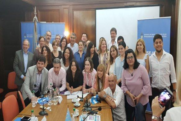 Entre Ríos participó de una nueva sesión del Consejo Federal de Niñez