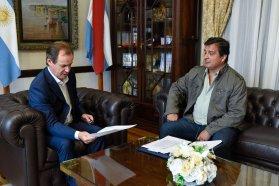 Bordet fortalece la política de vivienda de Entre Ríos con recursos provinciales