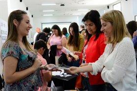 Emprendedores expusieron en la 6º Ronda de Negocios