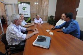 Se consolida el plan de obras para Villa Paranacito