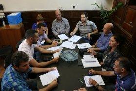 Avanza el proyecto de la obra de saneamiento del Río Uruguay