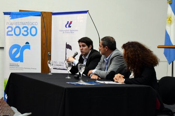 Presentarán en Villaguay la Diplomatura en Energías Renovables de la Uader
