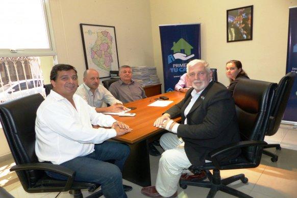 Verificarán la efectiva ocupación  de las viviendas en Colonia Avellaneda