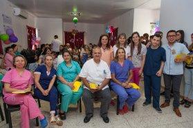 Maternidades reafirmaron su compromiso con diversas actividades en la Semana del Prematuro