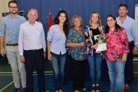 Municipio y emprendedores recibieron aportes y microcréditos