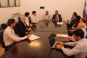 Trabajo convocó a la Unión Industrial de Entre Ríos para acompañar a las empresas y sostener el empleo