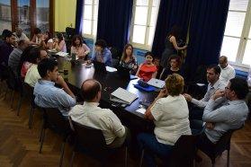 Vecinos de la costa del río Uruguay validaron el proyecto final de mitigación al cambio climático