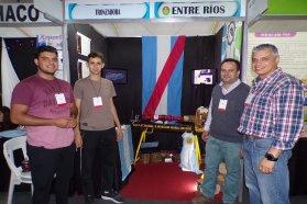Más de 200 estudiantes y docentes representan a Entre Ríos en la Feria Nacional de Innovación Educativa