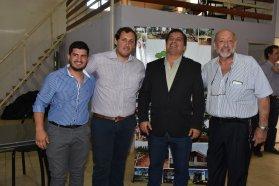 Se sortearon viviendas para 10 familias de Estancia Grande