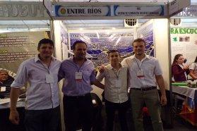 Entre Ríos presenta innovadores proyectos en la feria nacional  educativa en Córdoba