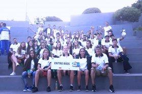 Entre Ríos presente en la III edición de los Juegos Argentinos de Playa