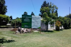 Iniciaron las obras en el Centro de Salud Ibáñez, de Villa Urquiza
