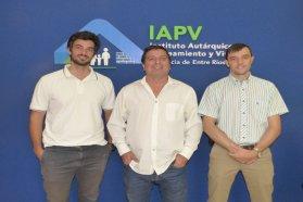 Se ejecutarán con fondos provinciales nuevas viviendas en Cerrito