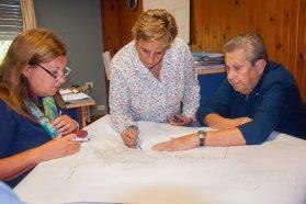 Vialidad provincial planifica tareas mancomunadas con el Municipio de Concordia