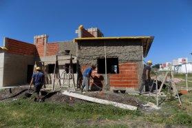 Se construyen viviendas en Villa Clara financiadas por la provincia