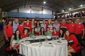 Importante apoyo del gobierno provincial al Campeonato Argentino de Básquetbol Femenino