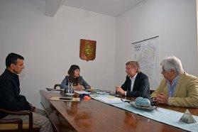 Buscan fortalecer el perfil preventivo y comunitario de Aldea San Antonio en materia de salud