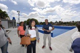 Habrá actividades recreativas para niños y adultos mayores en la pileta del Parque Berduc