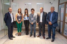 Velázquez se reunió con autoridades sanitarias de Chile y Brasil