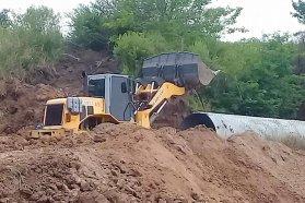 Vialidad trabaja en el mantenimiento de caminos productivos de Seguí