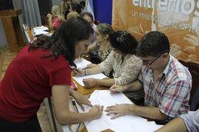 Exponen el listado provisorio para inscripción y actualización de credencial de puntaje docente de nivel secundario