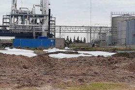 Ambiente provincial continúa con controles periódicos a las industrias de Nogoyá