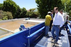 Prevén la provisión de más agua potable en la provincia ante el mayor consumo del período estival