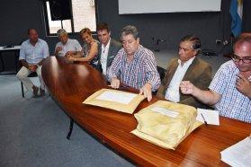 Tres oferentes para la ampliación de la colectora cloacal del barrio Pompeya Sur de Concordia