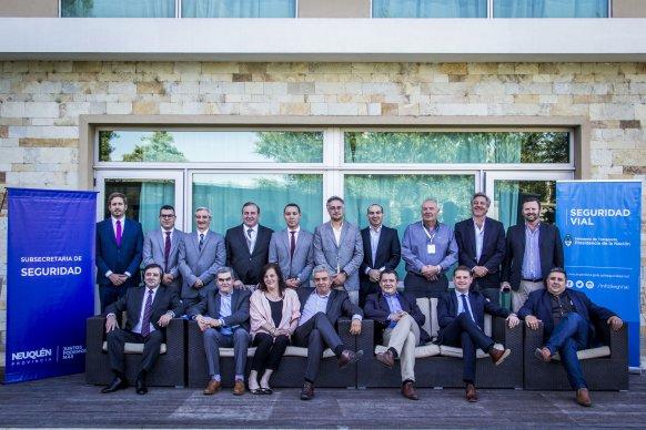El gobierno provincial participó de la 83° Asamblea Plenaria del Consejo Federal de Seguridad Vial