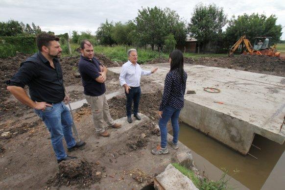 Se visitaron obras y se evaluaron nuevos proyectos para Federal