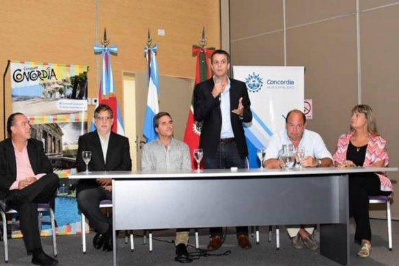 Concordia presentó su plan estratégico de turismo