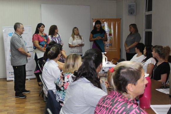 Jornada de cierre de actividades de educación física en la modalidad Domiciliaria Hospitalaria