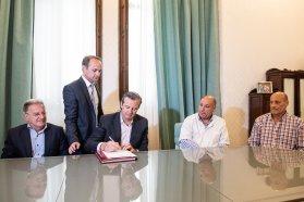 El gobierno pondrá en valor los talleres de la Escuela Pérez Colman de Paraná