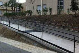 Se ejecutarán 17 proyectos de accesibilidad física en escuelas