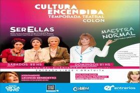 Colón tendrá temporada teatral