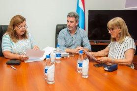 Destacan la inversión vial de la provincia en el acceso a Enrique Carbó