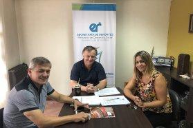 El Club Atlético Maciá recibió aportes de Desarrollo Social