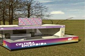 El camión escenario viajero de Cultura Encendida recorrerá la provincia