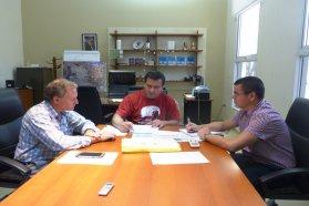Se construirán nuevas viviendas con recursos provinciales en Yeso Oeste
